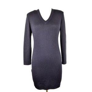 St. John Knit Dress Black Size 2